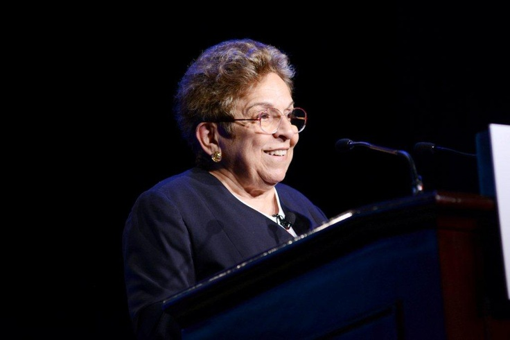 Keynote Speaker for Opening General Session  Donna E. Shalala, Professor of Political Science and President of the University of Miami addresses 2012 NAHC Annual Meeting & Exposition.