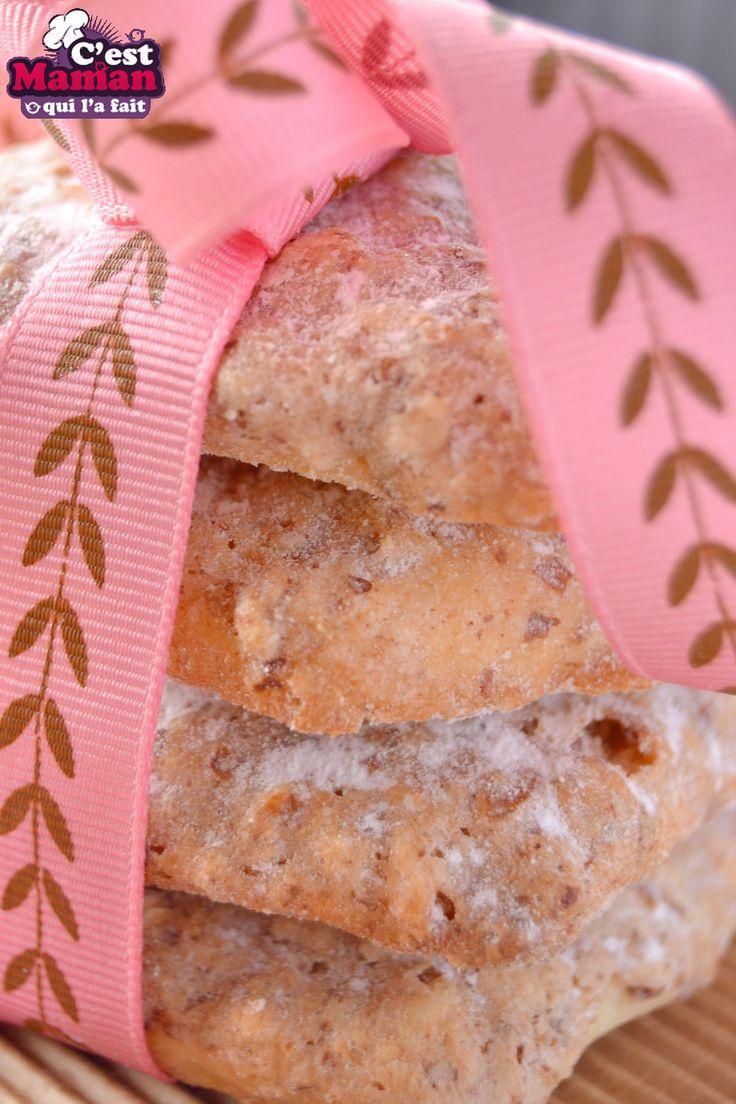 cookie aux noisette  biscuits de Noël (4)