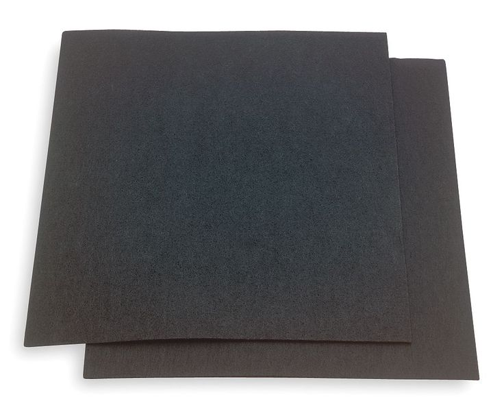 Air Handler 25x25x1/4 Activated Carbon Air Filter, Frame Included: No - 5W095   Air Filters   SustainableSupply.com