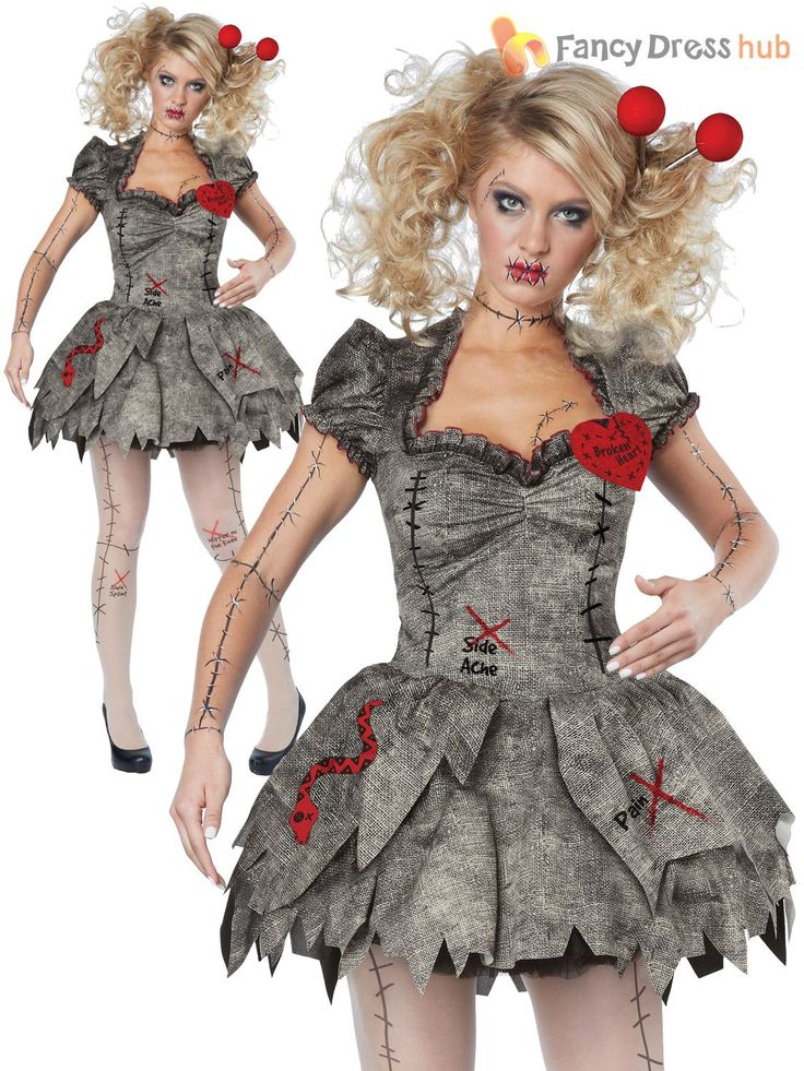 Výsledok vyhľadávania obrázkov pre dopyt voodoo doll halloween costume