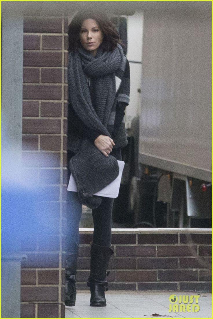 Kate Beckinsale Gets Back to Work Amid Len Wiseman Divorce