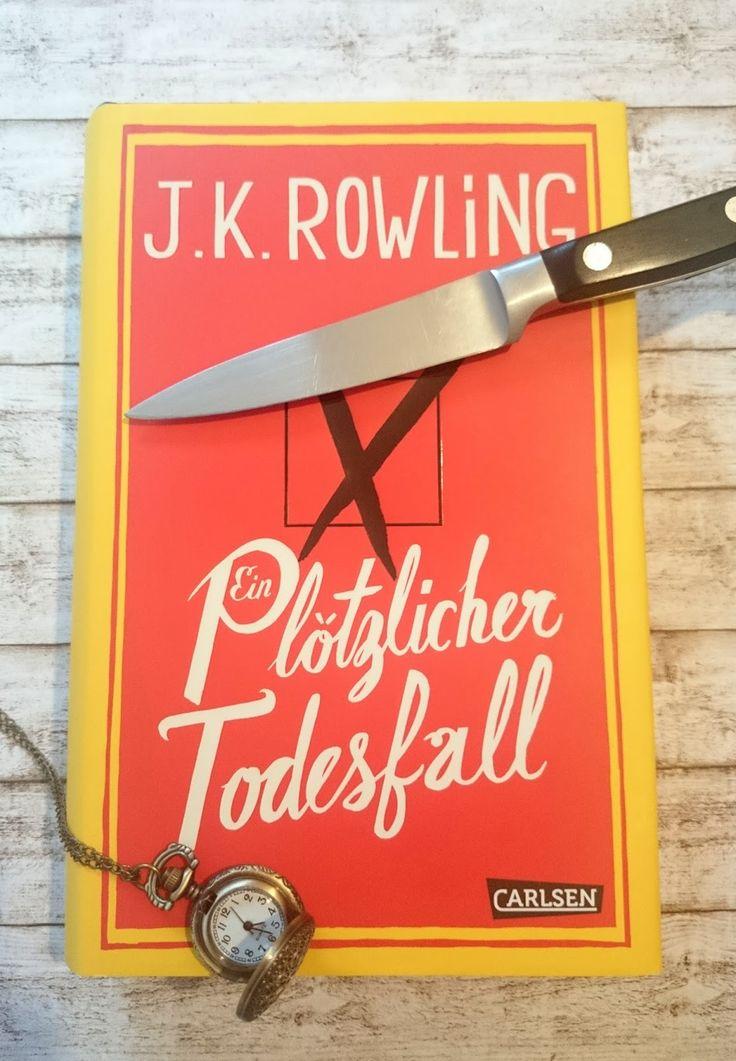 [books] J. K. Rowling - Ein Plötzlicher Todesfall // J. K. Rowling - The Casual Vacancy