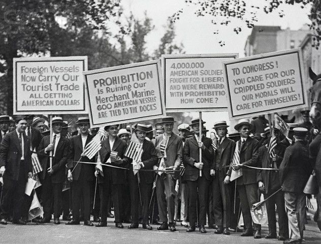 the causes of prohibition america 1920s Effects of prohibition weren't what temperance activists promised people should have known that prohibition would cause corruption 4 the prohibition hangover alcohol in america from demon rum to cult cabernet new brunswick.