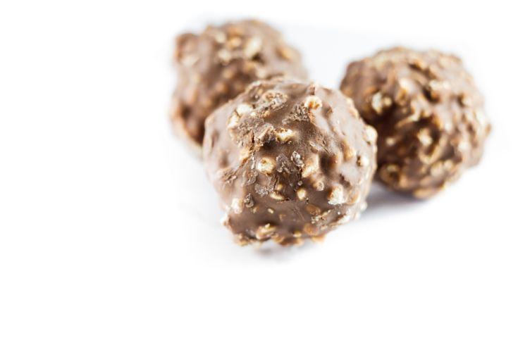 Ferrero rocher guľky