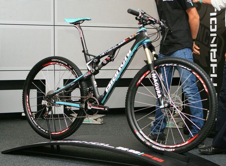 Bianchi Methanol 29 FS MTB Eurobike-2012