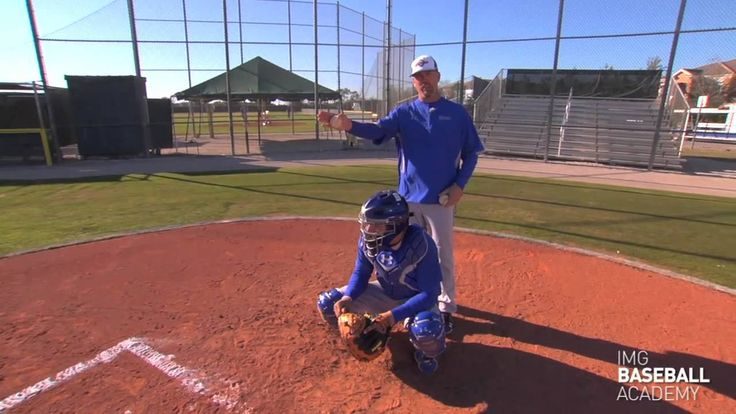 Bunting Drills - Catcher Fundamentals Series by the IMG Academy baseball...