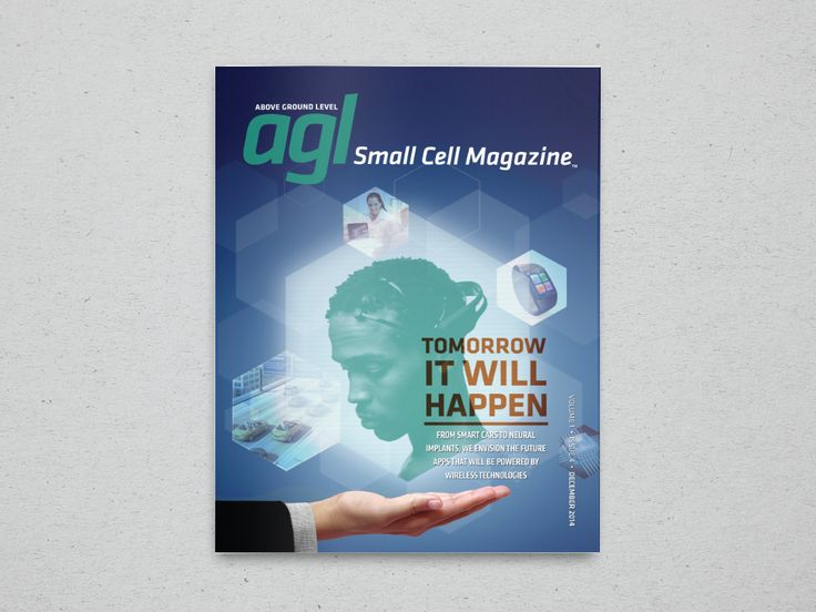 Our Portfolio: Graphic Design and Print Layout for AGL Small Cell Magazine - https://riverworksmarketing.com/project/agl-small-cell-magazine#utm_sguid=134667,0566373c-2544-aa6a-3fcc-608a48d9bdcd #chattanooga #design