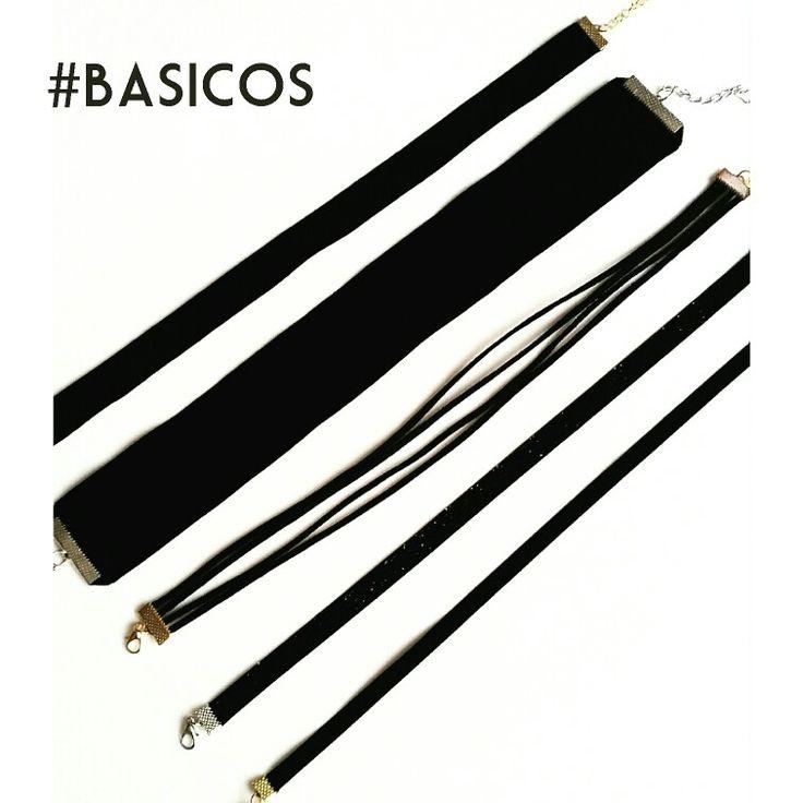 Basicos....all black always!
