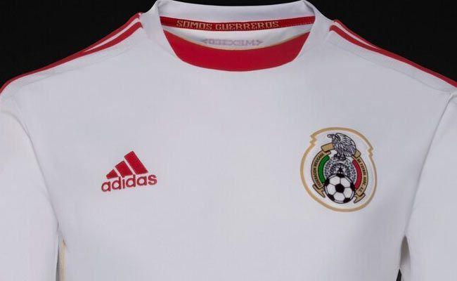Nueva Playera de México 2013