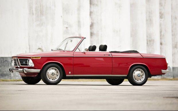 1971 BMW 2002 Cabrio