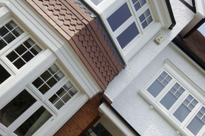 Casement Windows 1920 : Wooden deco casement windows in a s propertyhttp