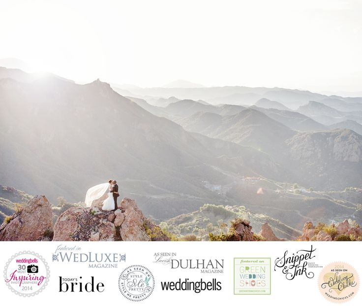 Gorgeous Wedding Portrait By Krista Fox Photography I Love All Of The Surrounding Background
