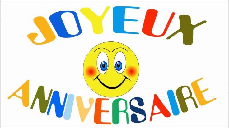 Chanson Joyeux Anniversaire Gratuit Avec Prenom Youtube