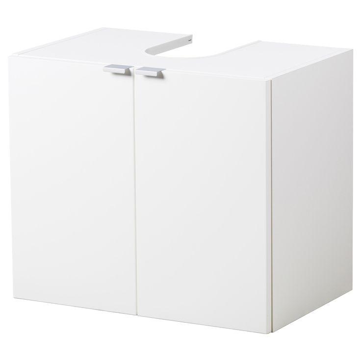 Mer enn 25 bra ideer om Waschbeckenunterschrank günstig på - badezimmer hochschrank günstig