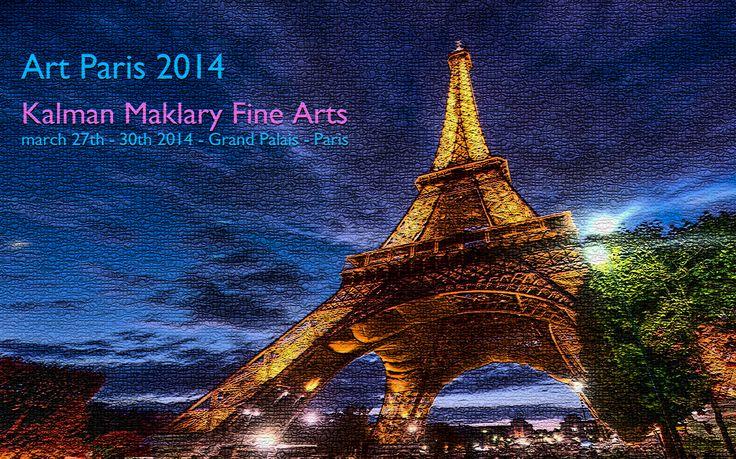 Art Paris, Paris - France, march 2014