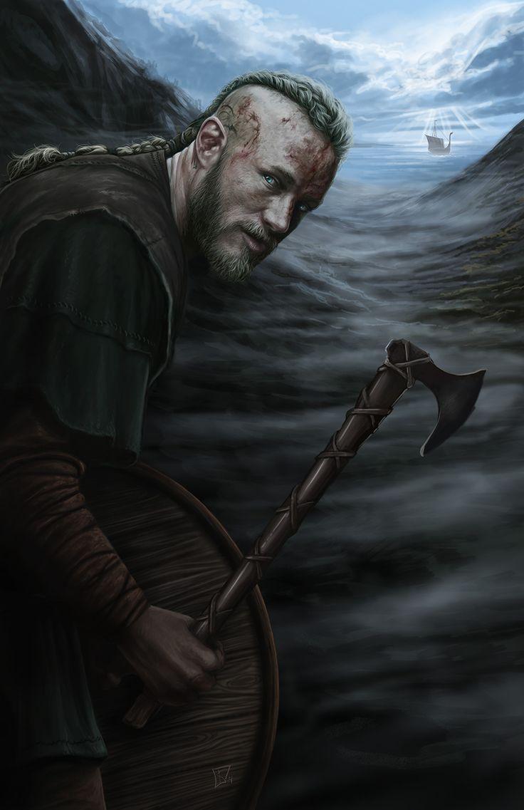 Ragnar by gammyun on deviantART | Art: Fandom, Horror ...