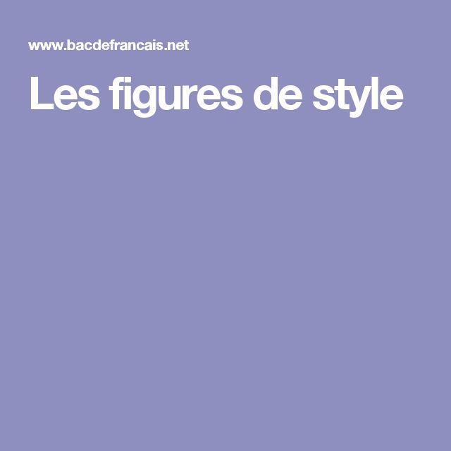 Les 23 meilleures images du tableau bac français sur Pinterest ...