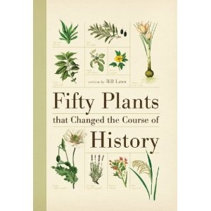 """Not really a gardening book but it is mighty interesting. For example, did you know that because of the pineapple we now have greenhouses? This book is full of facts like that."""