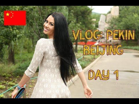 VLOG №5: Путешествие в Китай [Экскурсия в Пекинский Сафари Парк~Редкие животные из красной книги] - YouTube