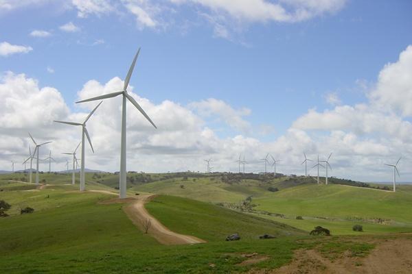 Challicum Hills, Victoria #Wind farm   #renewable #energy