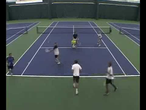 TennisDrills.tv (Deadball Tennis Drill Sample)