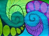 New Zealand Koru Designs Artsonia- online kid art museum- cool!