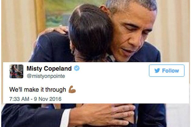 27 Celebrities Share Uplifting Messages Of Strength And Hope After The Election