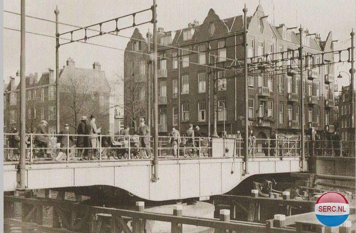 Kinkerstraat Amsterdam (jaartal: 1950 tot 1960) - Foto's SERC