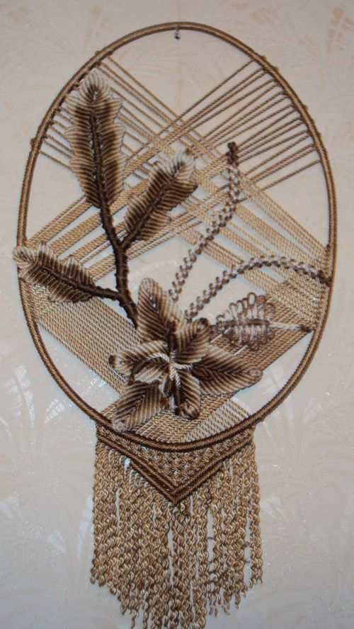 202 Best Macrame Images On Pinterest Macrame Knots