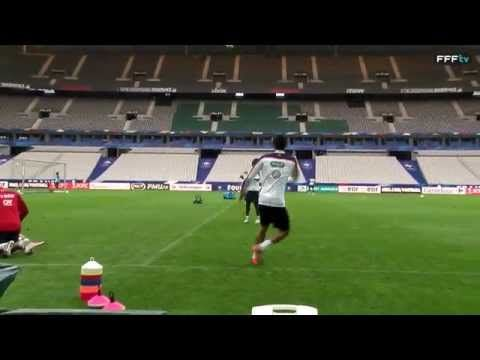 Superbe geste de Varane ! - YouTube