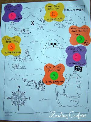 17 Best images about Pirate Preschool Theme on Pinterest | Pirate ...