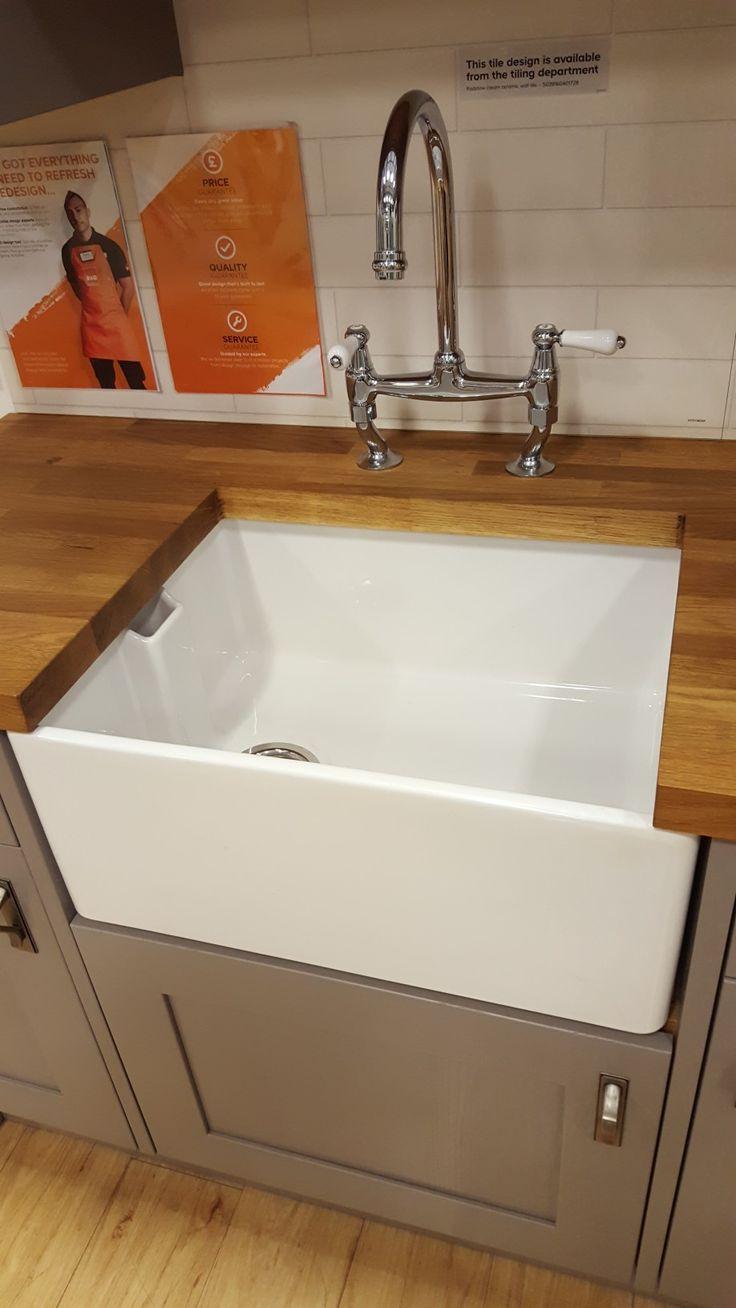 Glass Bathroom Sinks B&Q best 10+ belfast sink ideas on pinterest | butcher block counters