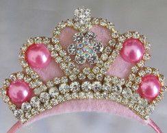 Coroinha de princesa !!!                                                       …                                                                                                                                                                                 Mais