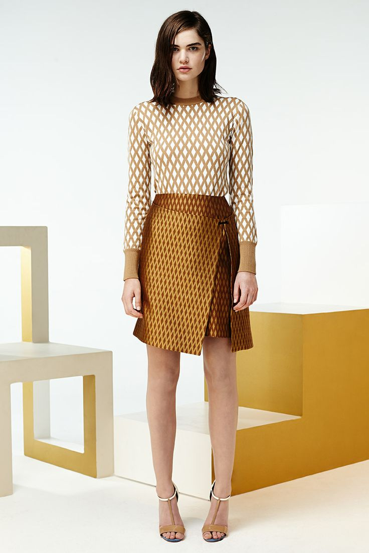Jonathan Saunders Resort 2015 - Review - Fashion Week - Runway, Fashion Shows and Collections - Vogue