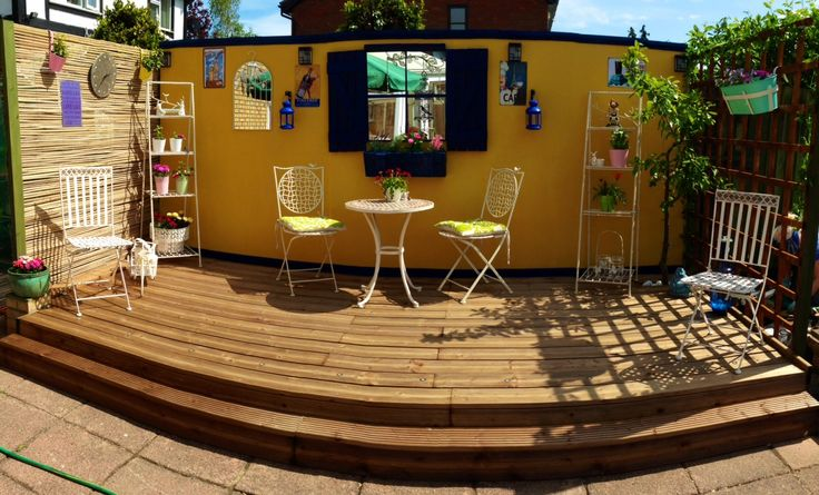 And a big thank you to my wife Margaret for all her hard work painting and tidying up after me!  IPhone Pano Pic
