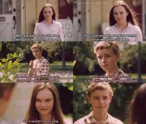 Flipped - Cutest movie ever i absolutely love it! Just watched it.