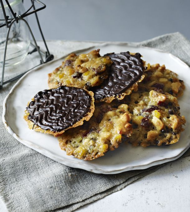 Try making these chewy, luxurious biscuits at home. Careful weighing of the ingredients is the key to success