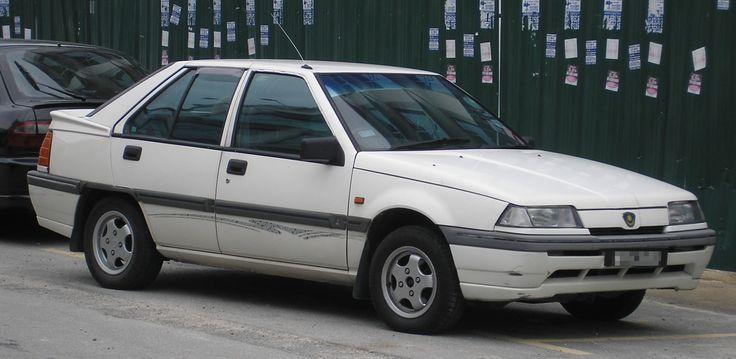 Proton Saga Iswara
