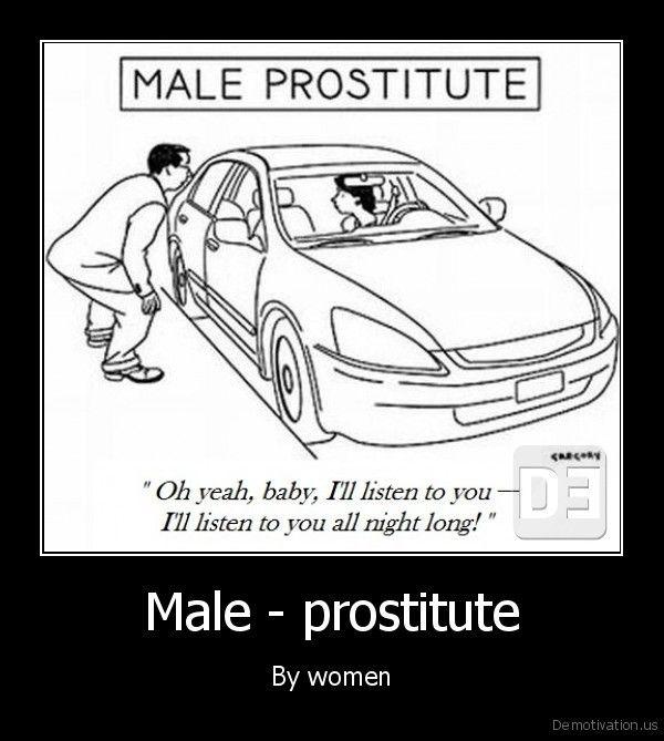 esposa find a male prostitute