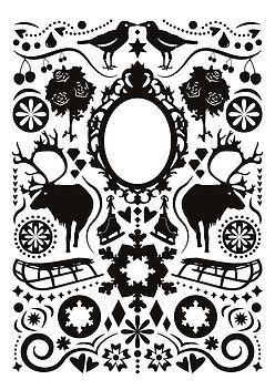 grandstoriesdesign | HC Anderson - The Snow Queen