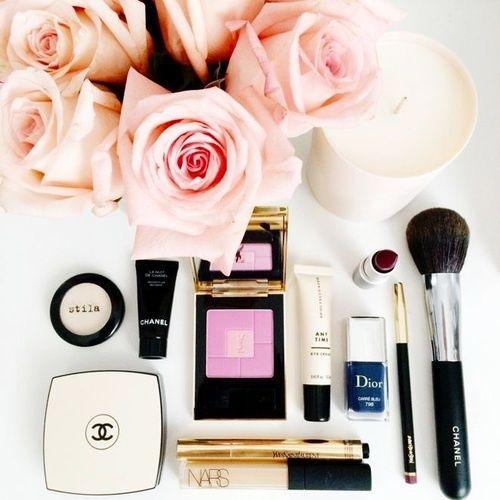 Imagen de chanel, makeup, and dior