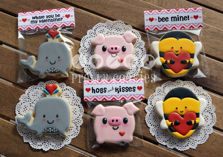 Super cute cookies made by Prelly Cookies (on FB)