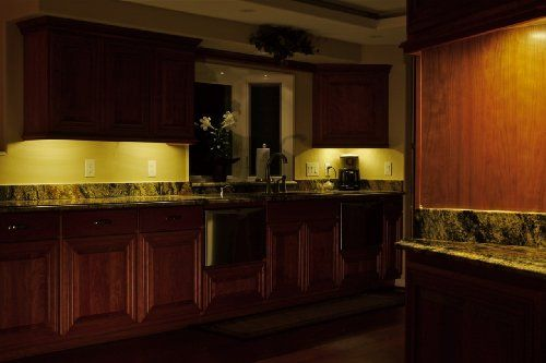 """Set of 2 12"""" LED Undercabinet Light Under Cabinet Light Motion Activated Wireless/cordless Auto On/off NEW - http://rustic-touch.com/set-of-2-12-led-undercabinet-light-under-cabinet-light-motion-activated-wirelesscordless-auto-onoff-new/"""