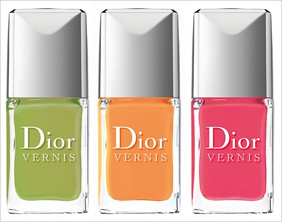 Dior Cruise Collection Vernis for Spring 2013