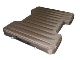 Truck Bedz Air Mattress ... one component of turning your truck into a tent
