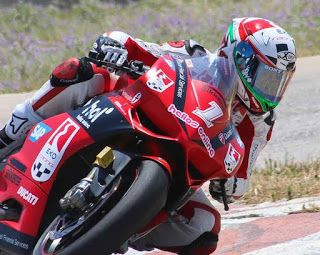 Our rider In Action..!! ~ Hand Painted Helmets - Design your helmet today..!!