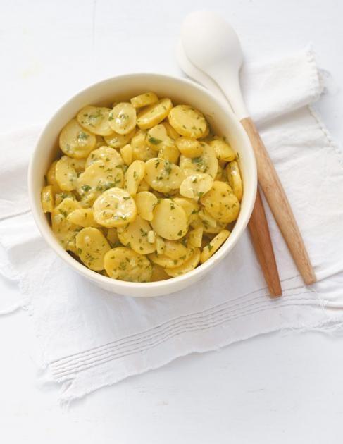 Kartoffelsalat Rezept - [ESSEN UND TRINKEN]