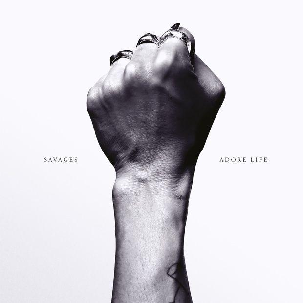 I PLUG TO YOU...: Savages - Adore Life review