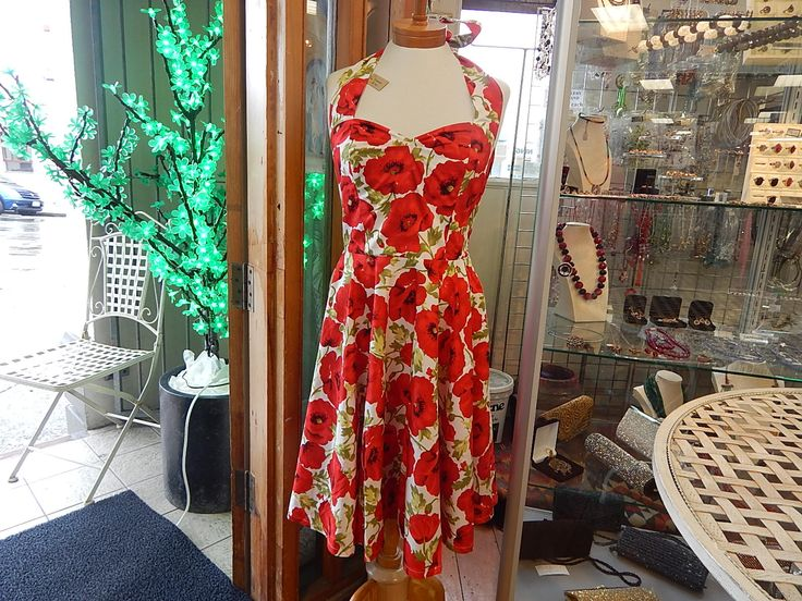 New Rockabilly dresses, just arrived in store !
