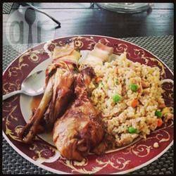 Recipe photo: Molly's chicken